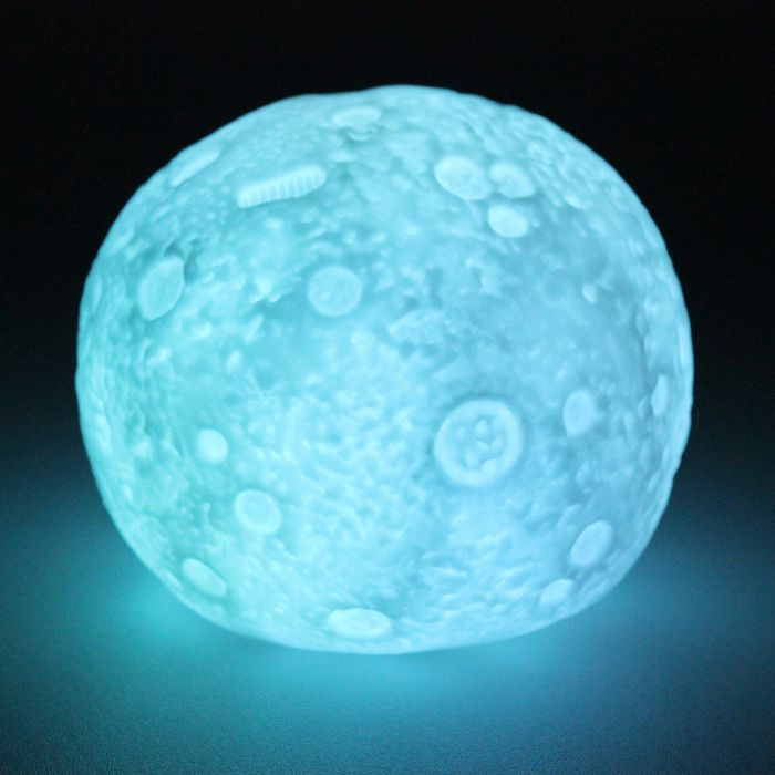 Colour Change Moon Lamp - Only £4.99!