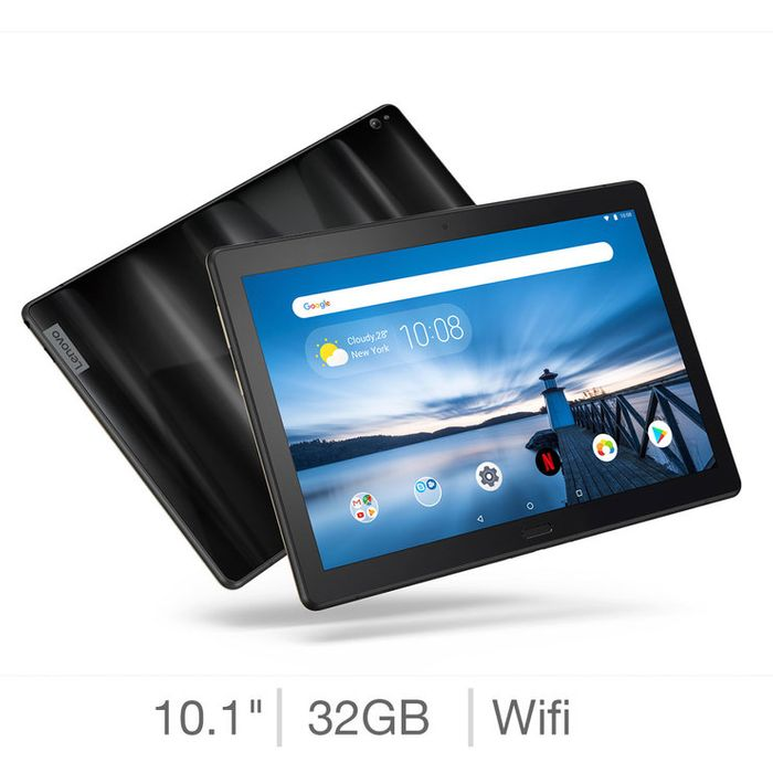 Lenovo Tab P10 10.1 Inch Tablet with Android Pie OS, 32GB £149.99 at Costco