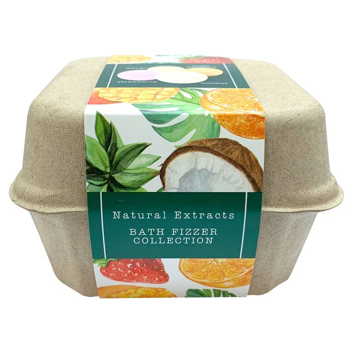 Cheap Natural Extracts Bath Fizzer Collection with 50% Discount - Great buy!