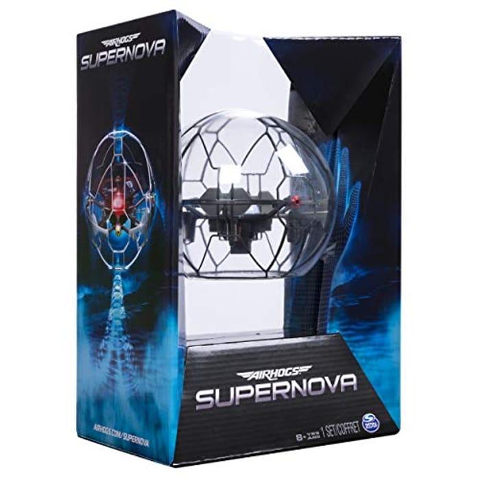 Air Hogs Supernova GREAT PRESENT for TEENAGE BOYS!