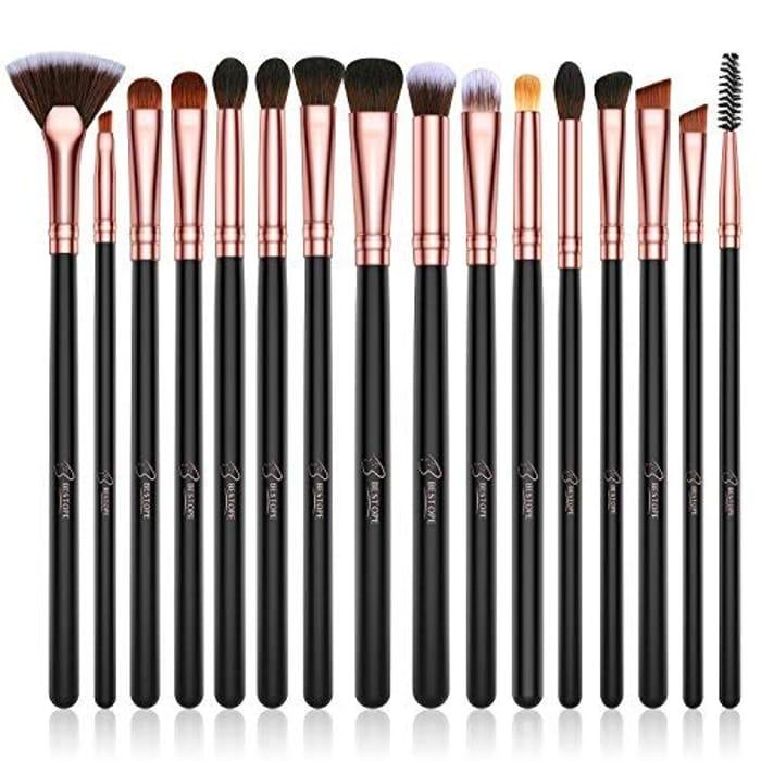 BESTOPE Eye Makeup Brush Set - Save £6!