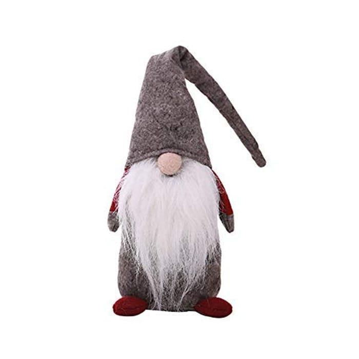 Handmade Santa Cloth Doll at Amazon - Only £1.29!