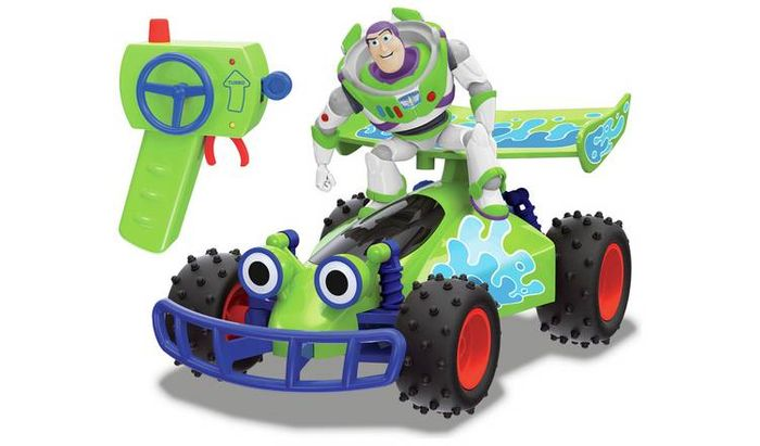 Toy Story 4 RC 1:24 Buggy Buzz Lightyear Only £17.6