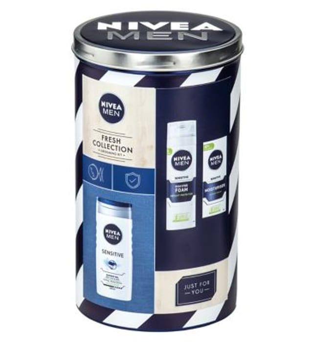 Cheap Nivea Men Fresh Collection Gift Set for Him - Save £2.50!