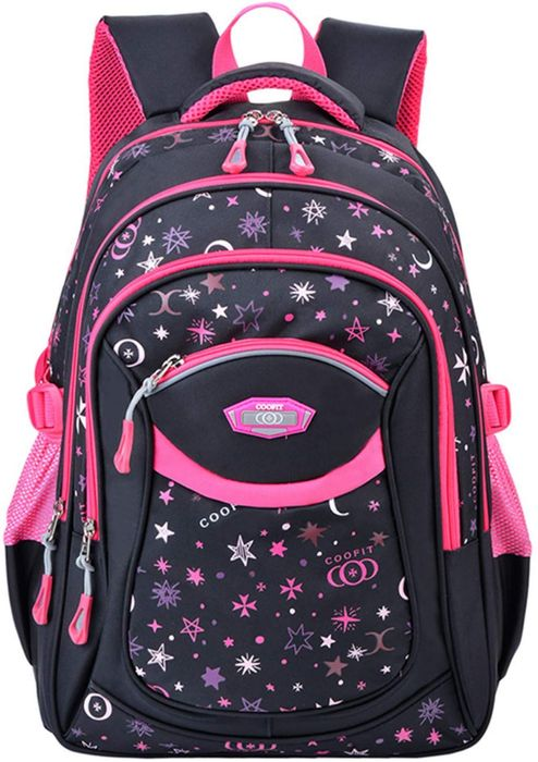 Deal Stack - School Bag - 50% off + Extra 15%