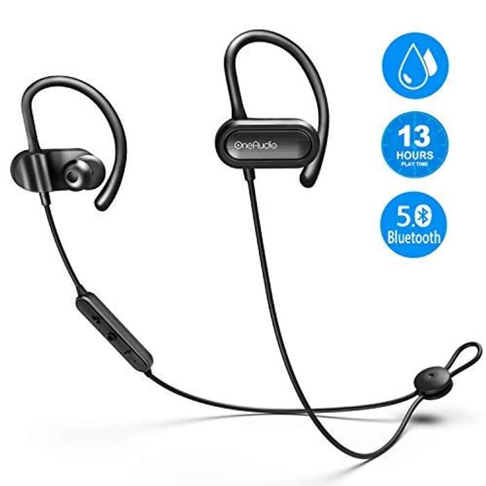 Save 70% on OneAudio Bluetooth Headphones