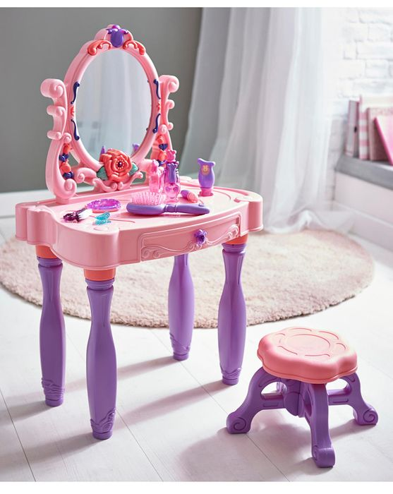 Light up Princess Vanity