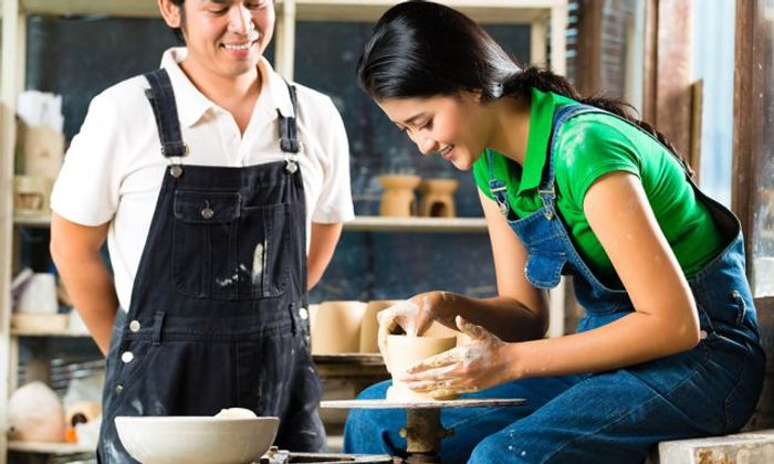 50% off a BYOB Pottery Experience with Token Studio
