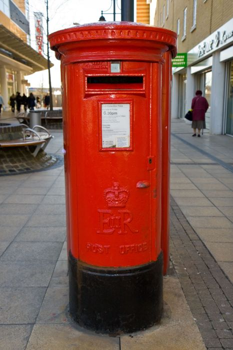 Free Royal Mail Stamps Every Month