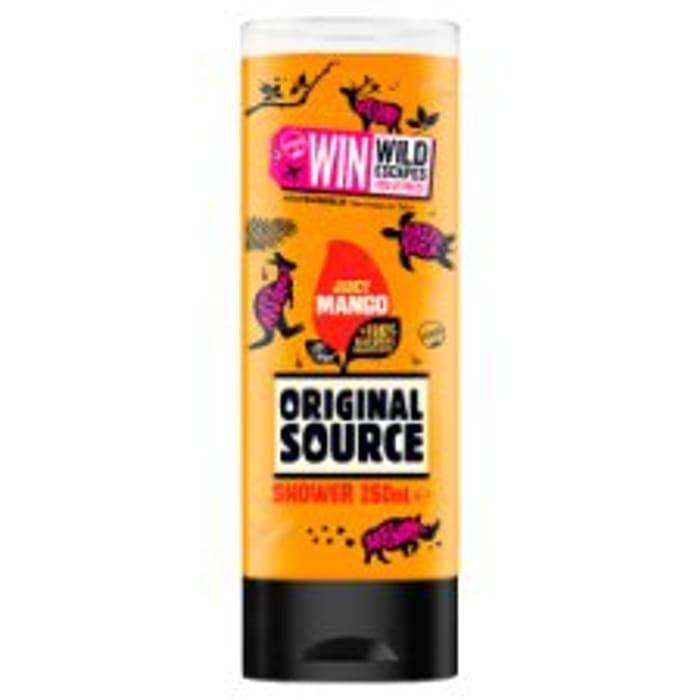Original Source 250ml Shower Gel with 50% Discount - Great buy!
