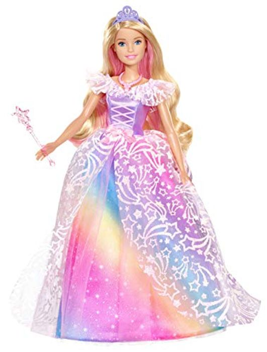 Barbie GFR45 Dreamtopia Royal Ball Princess Doll on Sale From £15.6 to £14.99