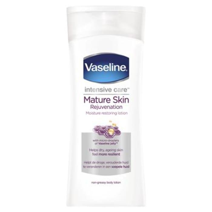 Vaseline Body Lotion Intensive Care Mature Skin Rejuvenation 400ml