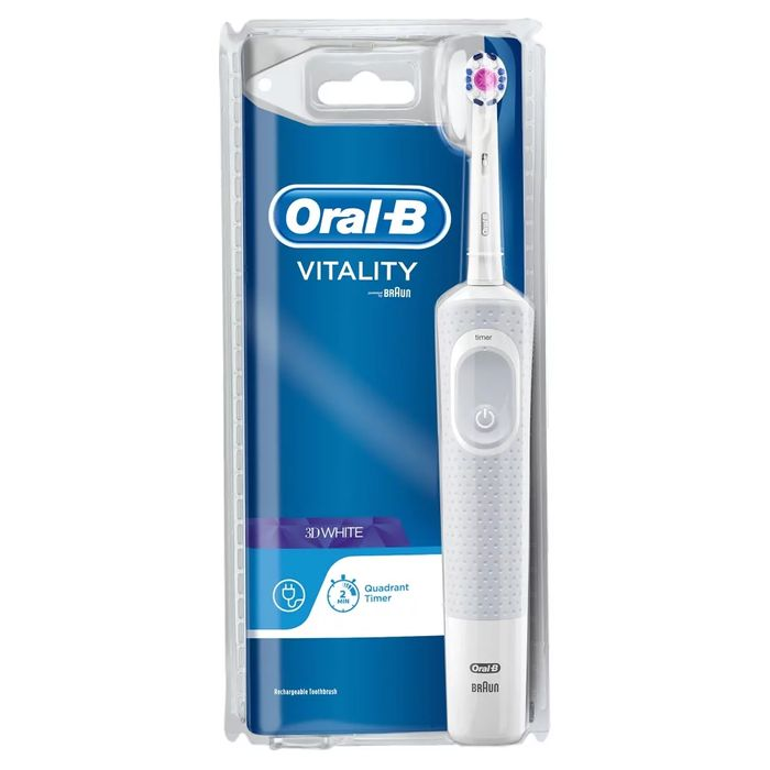 *SAVE £22.50* Oral-B Vitality 3DWhite Electric Toothbrush