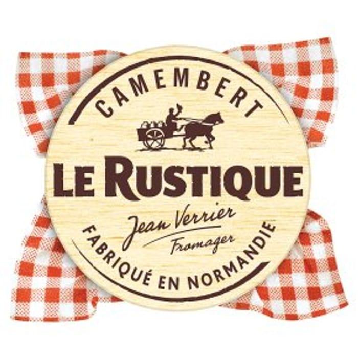 Waitrose - Le Rustique Camembert 34%off