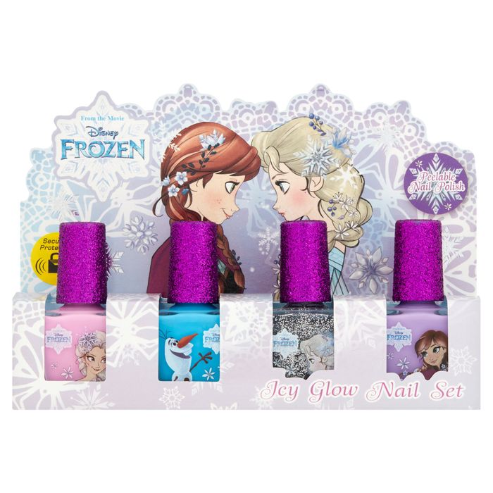Cheap Disney Frozen Icy Glow Nail Set with 50% Discount - Great buy!