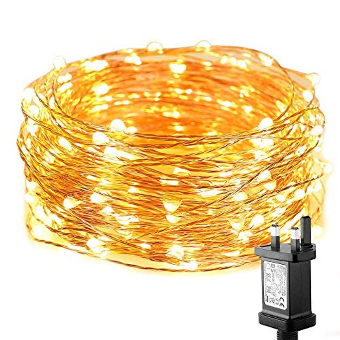 LE 10 Metre String Lights,