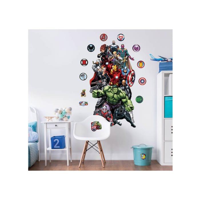 Walltastic Marvel Avengers Large Character Sticker - Save £2!