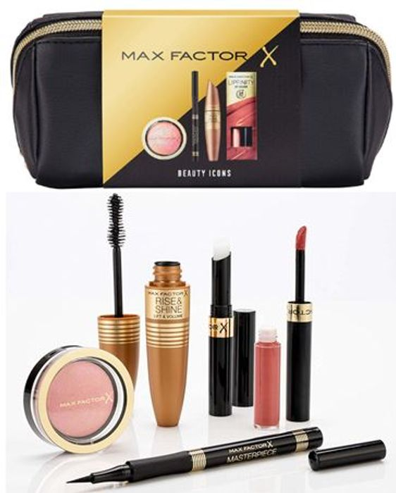 Max Factor Beauty Icons Christmas Gift Set