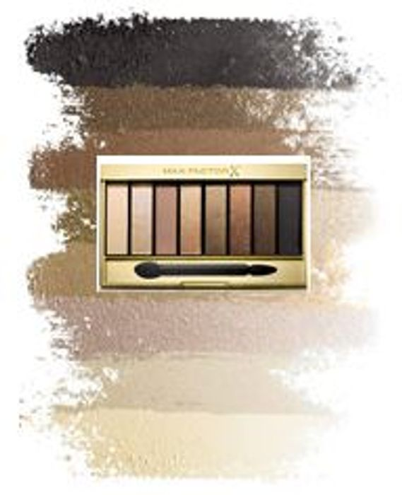 SAVE £4 - Max Factor Masterpiece Nude Palette Contouring Eye Shadows