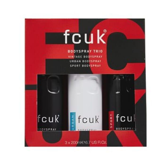FCUK the Complete Set Now Half Price