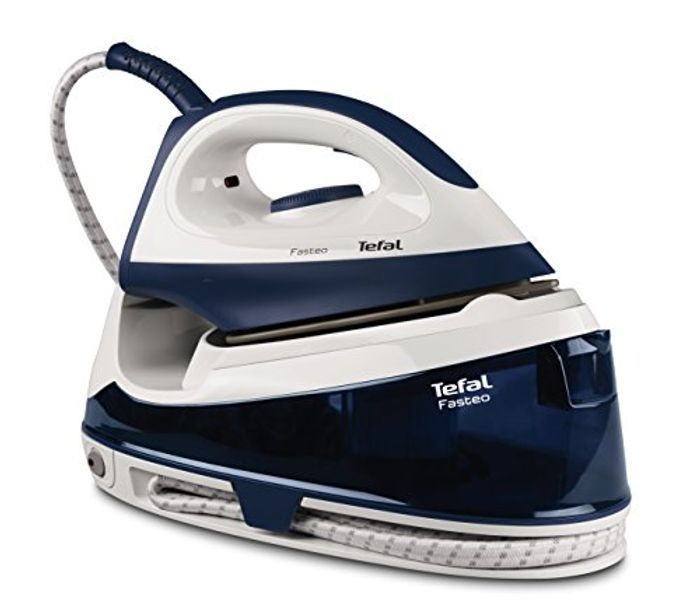 £35 OFF - Tefal SV6035 Fasteo Steam Generator Iron, 2200 W