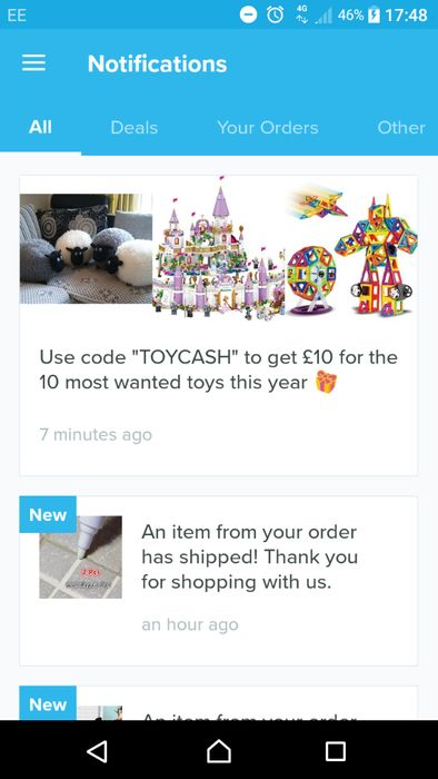Get £10 for 10 Most Wanted Toys This Year