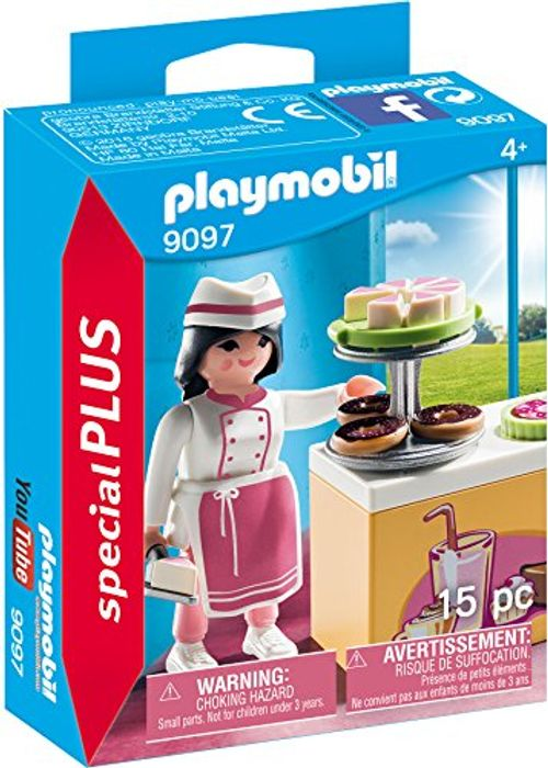 Best Price Playmobil Special plus Pastry Chef Toy Set (Add-on Item)