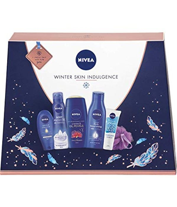 Cheap Nivea Winter Gift Set with 50% Discount - Great buy!
