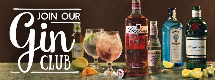 Free Gin & Tonic or Cocktail with Toby Carvery