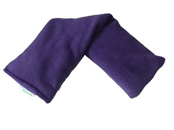 Amazing Health Wheat Lavender Heat Pack Micro-Hotties UK Made (Fleece) DELIVERED