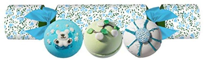 Best Price! Bomb Cosmetics Peace Cracker Bath Blaster Handmade Gift Pack, 160 G