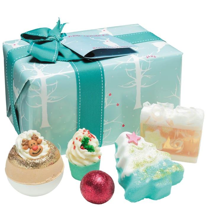 Bomb Cosmetics Christmas 2019 Winter Wonderland Gift Pack