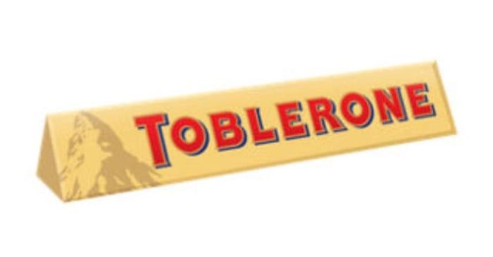 Toblerone Milk Chocolate Large Bar 360g