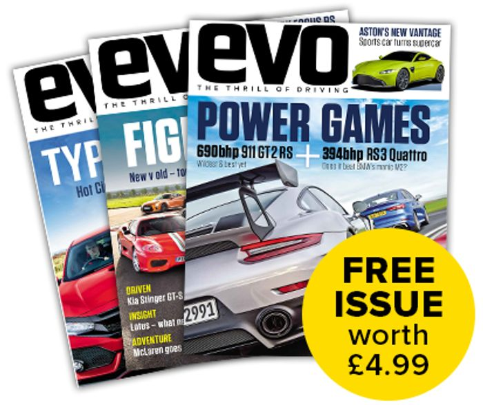 Free Car Magazine. worth £4.99