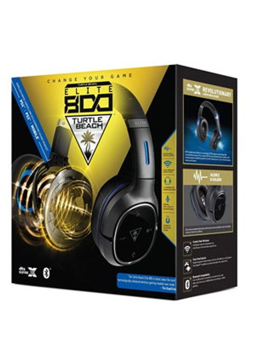 Turtle Beach Elite Wireless with DTS Headphone On sale From £249.99 to £157.99