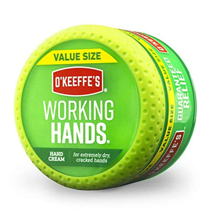 Best Ever Price! 44% Off! O'Keeffe's Working Hands Value Size Jar 193g