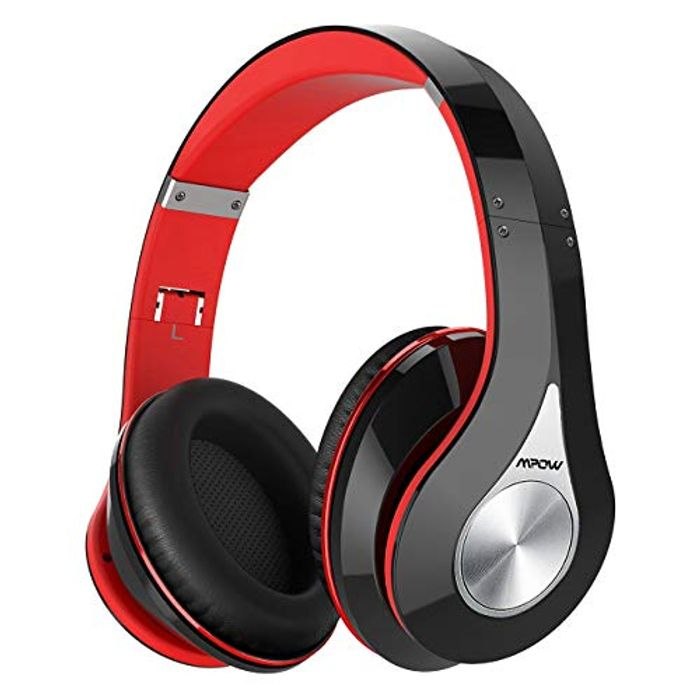 Bluetooth Headphones Over-Ear, Hi-Fi Stereo Sound