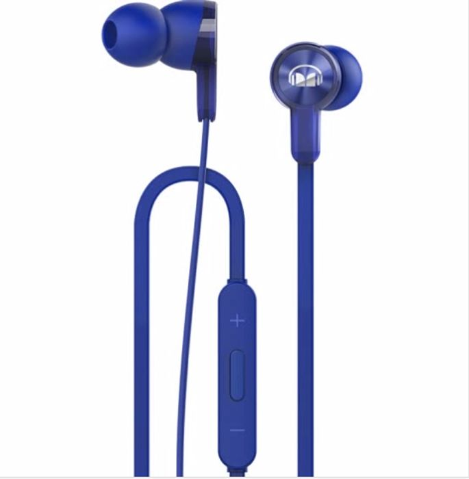 Original Huawei Honor Monster N-Tune 100 Earphones, Blue. from the 11.11 Deals.