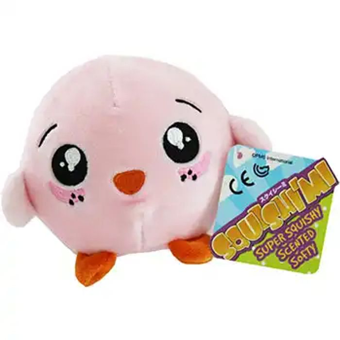 Scented Cuddly Squishies - Assorted