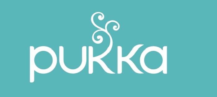 Free Pukka Tea Set.