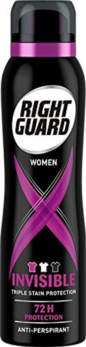 6 Womens Right Guard Deodrant