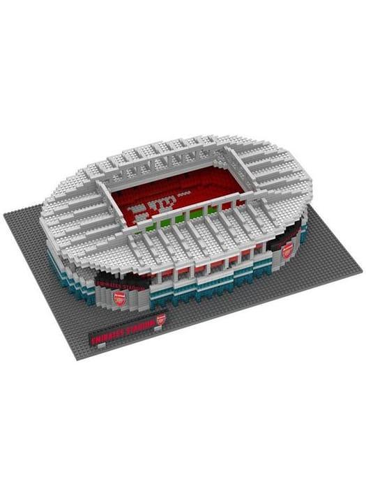 BRXLZ Football Stadium Building Blocks