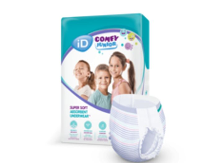 Free Sample of Comfy Junior Nappy Pants