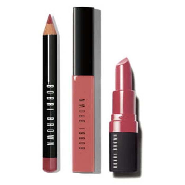 Free Bobbi Brown Lip Kit worth £45 with £65 Spend+ Free Delivery