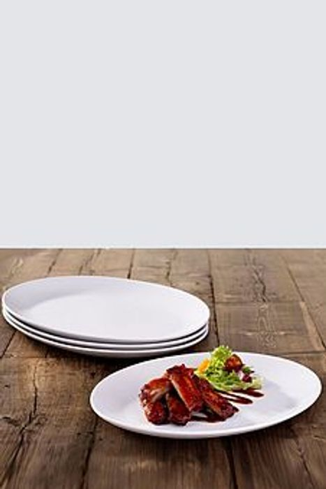 Pack of 4 Steak Plates Down From £10.99 to £7.99