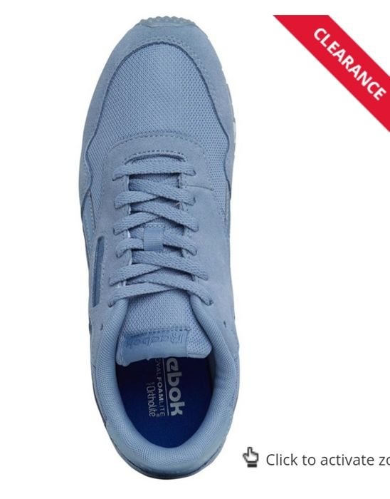 Reebok Classic Trainers at MandM Direct - Only £16.99!
