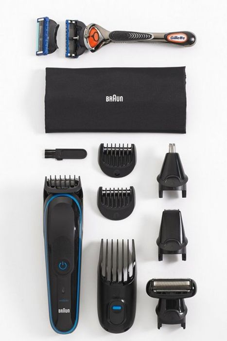 *SAVE £20* Braun 9-in-1 Multi Grooming Kit with Gillette Fusion5 ProGlide Razor