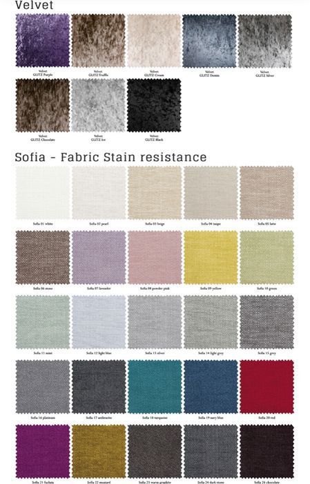 Free Fabric Material Swatch Samples Ideal for Arts & Crafts.
