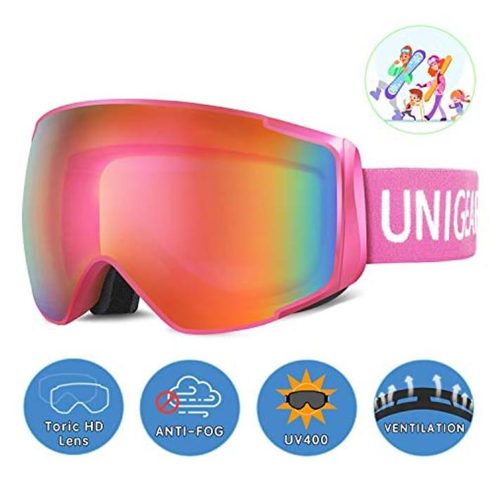 Unigear Ski Goggles-save 50%