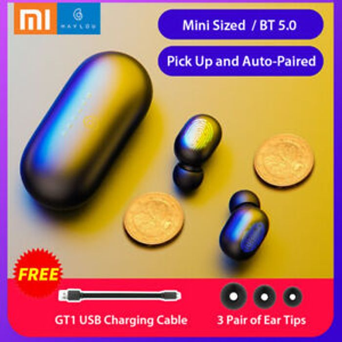 Xiaomi Haylou GT1 Mini TWS Earphones Bluetooth5.0 Wireless Earbuds Binaural Call